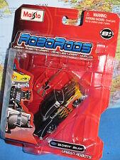 MAISTO ROBO RODS 1956 CHEVY BEL AIR FLAME URBAN ROBOTS 56 ***BRAND NEW & RARE***