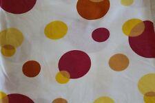 Confetti Jersey Knit Strawberry Orange Twin Duvet Comforter Cover Company Store