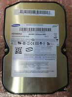 """Samsung HD080HJ 80GB,Internal,7200RPM,3.5"""" Hard Drive Serial ATA 1162JQSL7000946"""