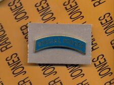 US Army SPECIAL FORCES Tab Qualification FULL SIZED insignia badge pin