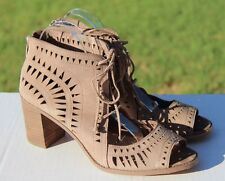 373cba84f237 Vince Camuto Tarita Cut Out Bootie Sandals Size 11   41