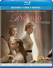 PRE ORDER: THE BEGUILED (Nicole Kidman)  -  Blu Ray - Sealed Region free for UK