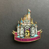 WDI - Hong Kong Disneyland 50th Anniversary Castle - Mickey Disney Pin 43266