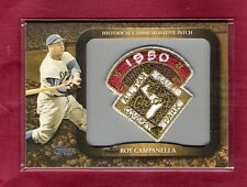 2009 Topps Historical Commemorative Patch Roy Campanella #LPR-112