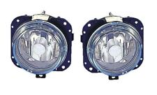 Jaguar X-Type 2001-9/2005 Spot Fog Light Lamp Pair Left & Right