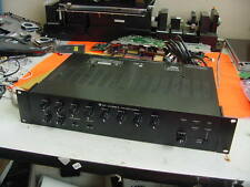 TOA 900 SERIES MODEL A-903MK2 AMPLIFIER WITH 4 U-03 MODUL M2 POWER CORD