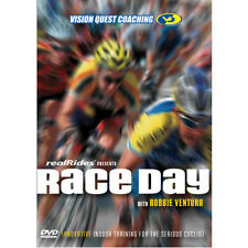 Vision Quest Coaching Race Day Real Rides CycleOps Race Day Indoor DVD Workout