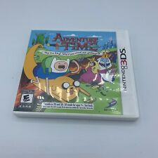 Adventure Time 3ds Complete