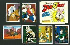 Panini - Disney's Duck Tales - Wrapper & Stickers