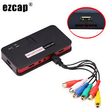 1080P HD Video Capture Card HDMI AV CVBS Recording Box For PS3 PS4 Wii U PC Game