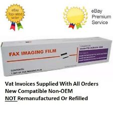 More details for 4 x fax rolls for brother fax t104 t106 pc-75 pc75 pc74 non-oem uk seller/stock