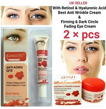 BEST ANTI AGEING CREAM & DARK CIRCLE FADING CREAM WITH RETINOL & HYALURONIC ACID