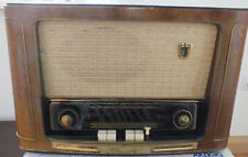 Altes Röhrenradio von Grundig - Type 2043 Radio aus den 50er Jahren