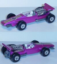 Matchbox 34 Formula 1, verkehrspurpurmetallic, mit Fahrer, Nr. 16