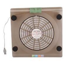 "14""-15.4"" Laptop PC Notebook LED Light USB Air Cooling Fan LED Cooler Pad"