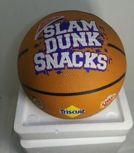 "Nabisco slam dunk snacks 22"" Basketball"