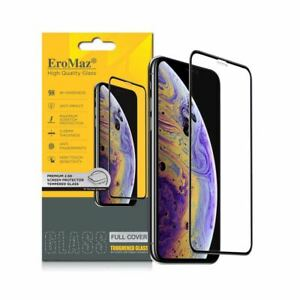 Premium Screen Protector Tempered Glass Full Cover For iPhone 12/ 12 Pro, 6.1 in