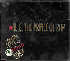 B.G.The Prince Of Rap - Stomp Black/Gold Jewelcase CD