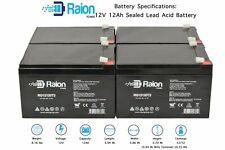Raion Power RG12120T2 12 Ah AGM Rechargeable Battery