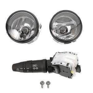 OEM 2008-2015 Nissan Rogue Fog Light Kit with Auto Headlights NEW B61E0-1VK0A