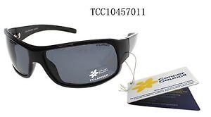 Cancer Council Mens Wrap Around Polarised Sunglasses Balmain Black Active Sports