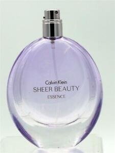 leerer Flakon Sheer beauty Essence Calvin Klein Flakon leer