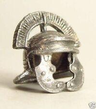 Roman Helmet Thimble In Finest English Pewter