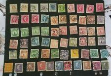 Sweden, Sverige nice lot of old stamps