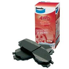 For Toyota RAV-4 2.4 4WD 3D 5D Wagon ACA22 00-03 Rear Disc Brake Pads DB1680-4WD