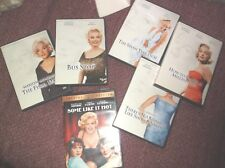 Marilyn Monroe: The Diamond Collection missing GPB - but have Some Like It Hot