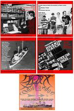 Pirate Radio London Volumes 1,2,3.4 & 5 Listen In Your car