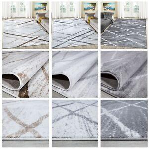 Contemporary Living Dining Room Area Rugs Geometric Rug Salvador  New Carpets