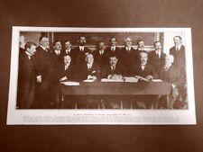 Elezioni in Francia 13 giugno 1924 Presidente Gaston Doumergue Nuovo Ministero