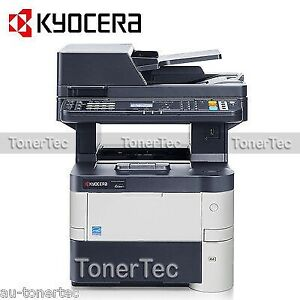 Kyocera ECOSYS M3540dn 4in1 B&W Laser Network MFP Printer+FAX+Duplexer RRP$1731