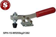 Waagrechtspanner / Schnellspanner horizontal - Haltekraft: 255 kg