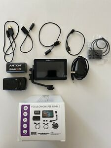 "SmallHD 5"" FOCUS Canon LP-E8 Bundle"