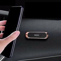 Mini Holder Strip Shape Magnetic Car Phone Holder Stand Car Mount Wall Holder