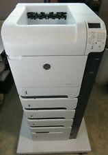 HP LaserJet Enterprise 600 M603 Monochrome Laser Printer With Tray Expansions