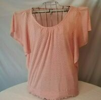 Maurices women's top size L