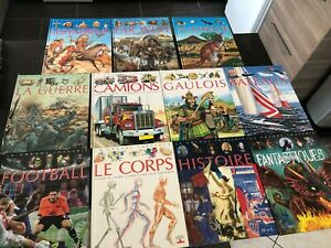 🥰 lot 11 livres LA GRANDE IMAGERIE Fleurus , très bon état