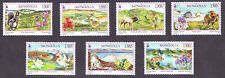 Mongolia 2020 Beautiful Landscapes Part III set of 7 MNH