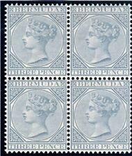 Bermuda Block Stamps
