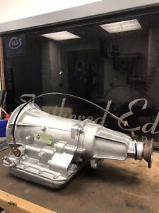 Borg Warner 35 Automatic Gearbox - Daimler 250 V8 - Reconditioned