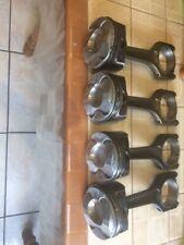 4 Piston Bielle BMW N43B16 N43 116i E81/E87- BMW 316i E90 11.25-7558066 7589537