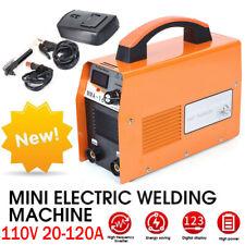 Mini Igbt Arc Mma Welding Machine Electric Welder 110v 20 120a Dc Inverter Nice