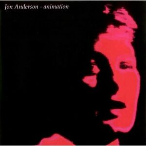 Jon Anderson - Animation - CD  Rock, PopRock,ProgRock, ArtRock