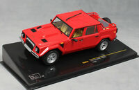 IXO Lamborghini LM002 in Red 1986 CLC275 1/43 NEW