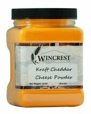 Cheddar Cheese Powder - 1 Lb Container :: Free Same Day Shipping!!