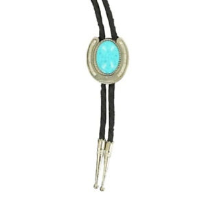 M&F BOLO HORSESHOE TURQUOISE STONE - ACCESSORIES OTHER - 22108
