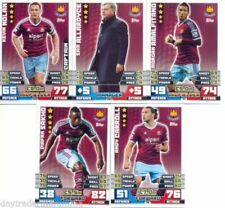Topps 2014-2015 Season Team Set Football Trading Cards